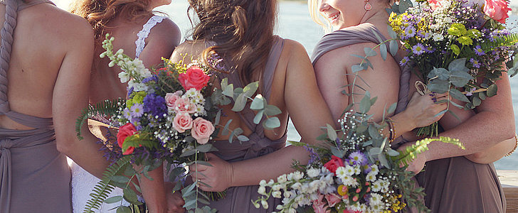 The Location of This Boho Wedding Might Surprise You