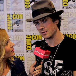 The Vampire Diaries Cast Interview Comic-Con 2014 | Video