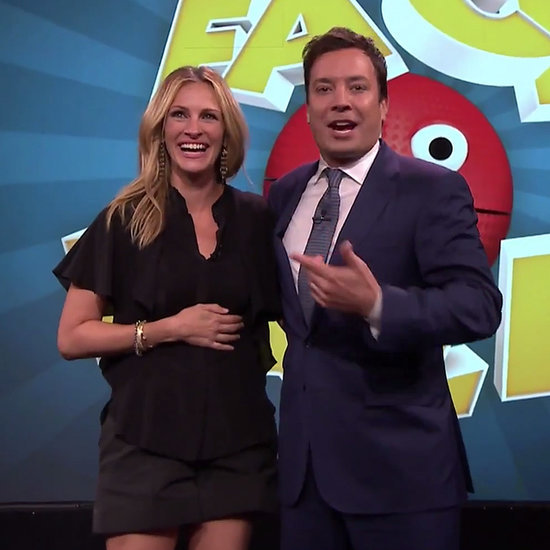 Julia Roberts On The Tonight Show Starring Jimmy Fallon