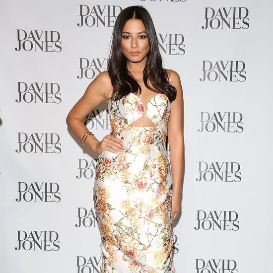 David Jones 2014 Launch Front Row and Celebrity Red Carpet