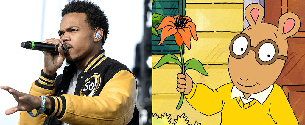 This Rapper's Cover of the Arthur Theme Song Is So Beautiful