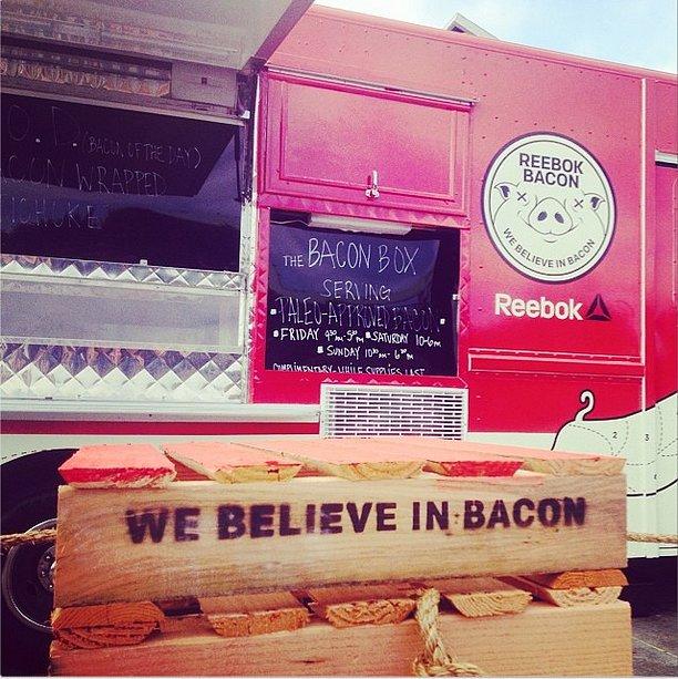 . . . Especially Bacon