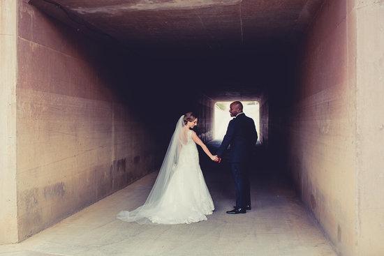 Naif and Erin's American-Sudanese Desert Wedding