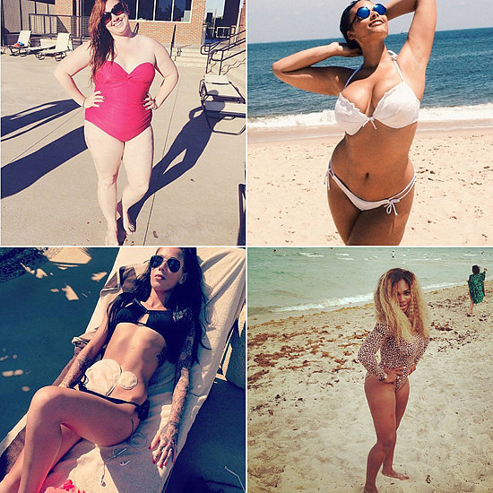 bikinifarbe bei blasser haut