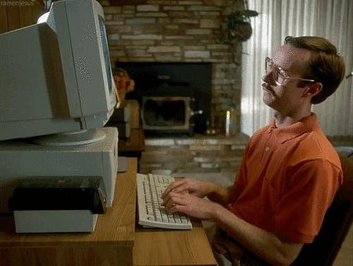 Searching Craigslist and rental listings during every spare moment: