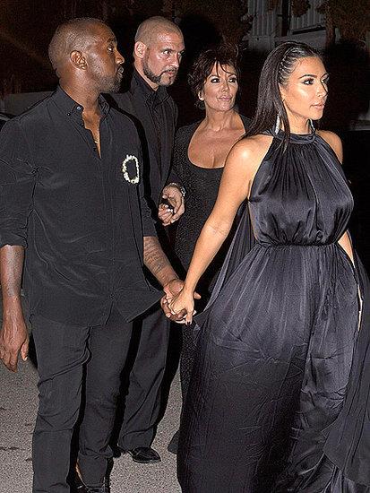 Kim! Kanye! Bieber! Stars Celebrate Riccardo Tisci's Birthday in Ibiza