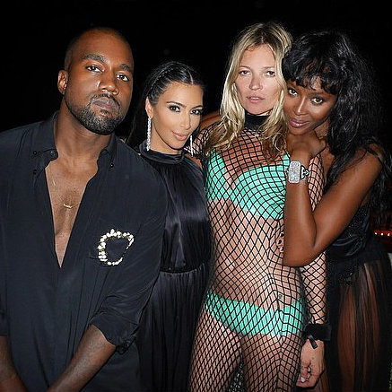 Kim Kardashian and Kendall Jenner in Ibiza 2014 | Pictures