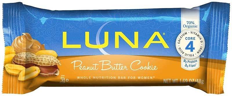 Peanut Butter Cookie Luna Bar
