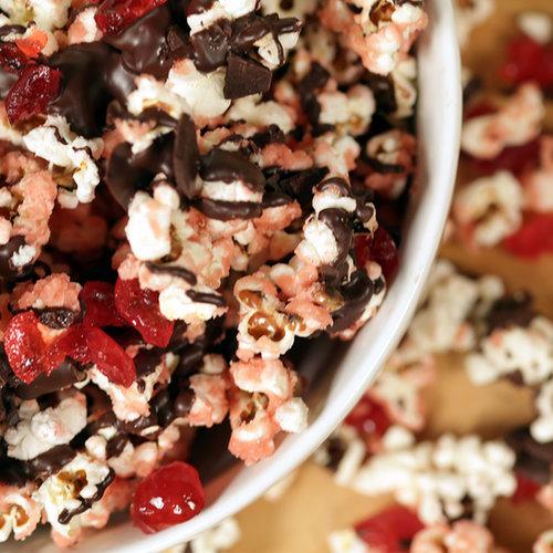 Cherry Garcia Popcorn
