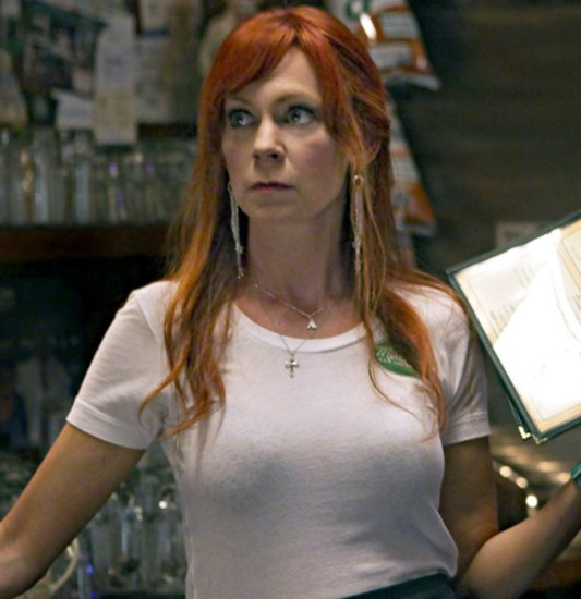 Carrie Preston Interview on True Blood and The Good Wife