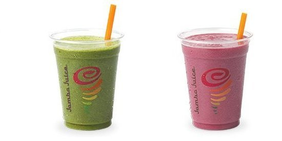 Jamba Juice Will Serve Up Free Juice On Wednesday, August 6
