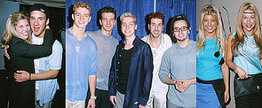 Let's Travel Back to 1999 and Go Backstage at This *NSYNC Concert