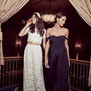 Romantic Wedding Dresses and Bridesmaids Dresses