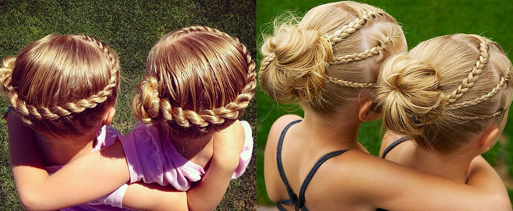 These Identical Twins' Braids Are The Cutest Thing You'll See Today