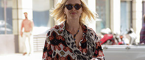 Harry Styles Approves of Fearne Cotton's Wardrobe Choices