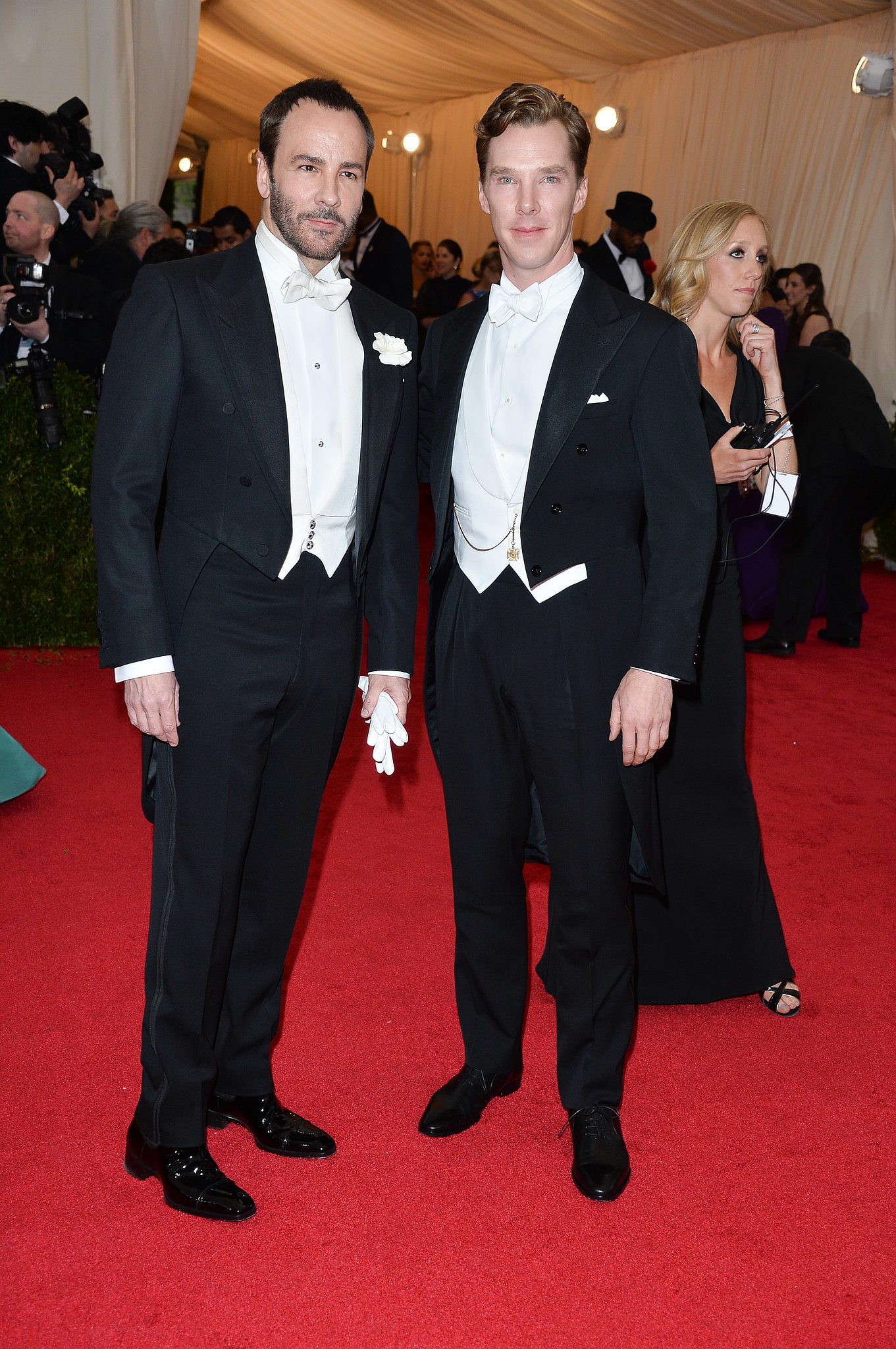 And Even Tom Ford