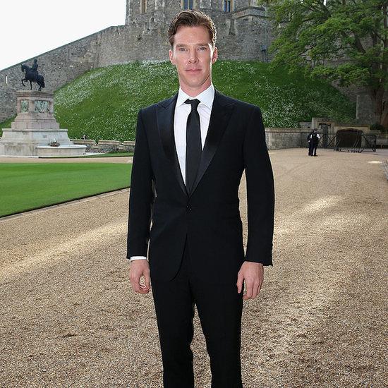 Benedict Cumberbatch 2014 Vanity Fair Best Dressed List