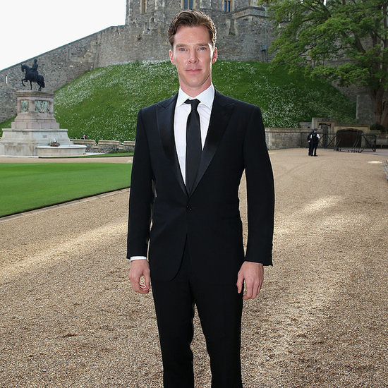 Best Pictures Of Benedict Cumberbatch's Style
