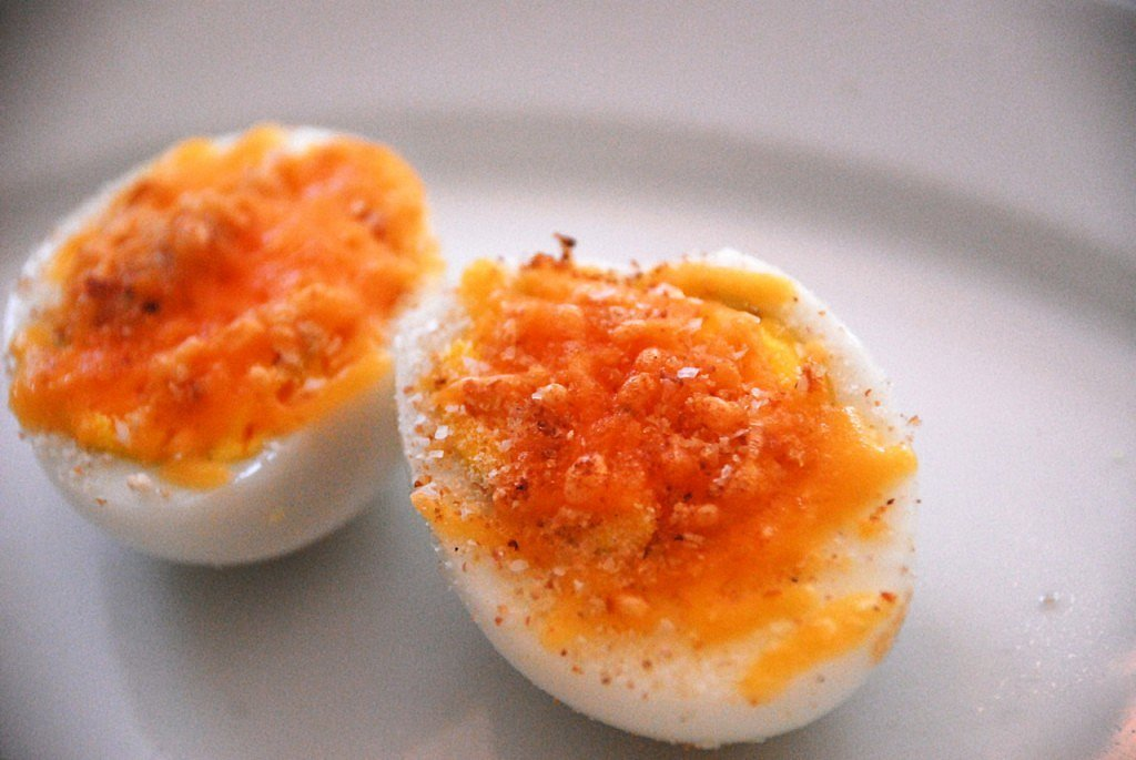 Grilled Cheese Eggs