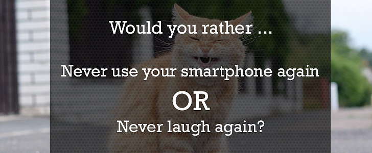 "Time to Play ""Would You Rather?"" — Tech Edition"