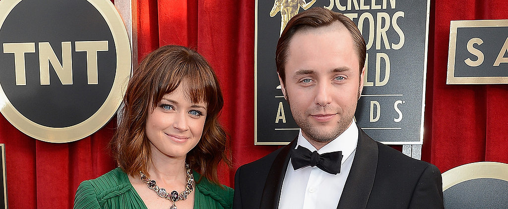 Alexis Bledel and Vincent Kartheiser Got Married!