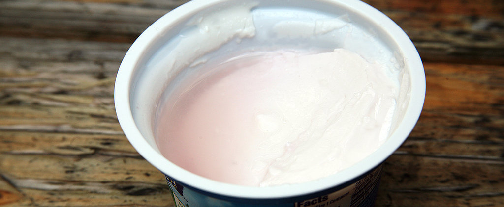 It May Look Gross, but the Liquid on Top of Your Yogurt Matters