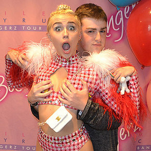 Miley Cyrus Fan Meet-and-Greet Photos
