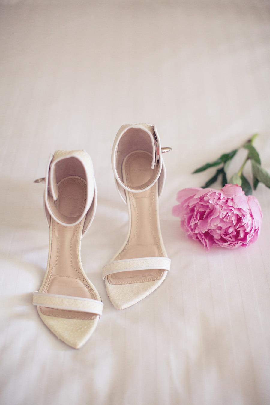 Minimalist heels