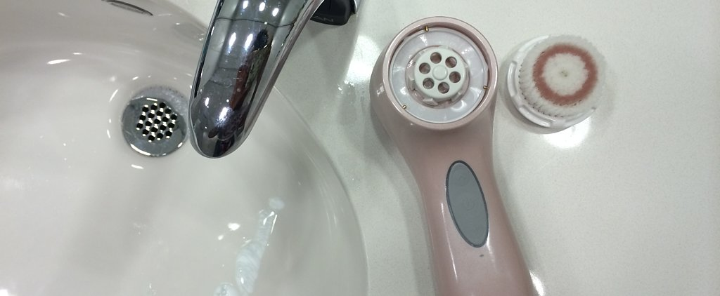 Stop, No! 10 Ways You're Using Your Clarisonic Totally Wrong