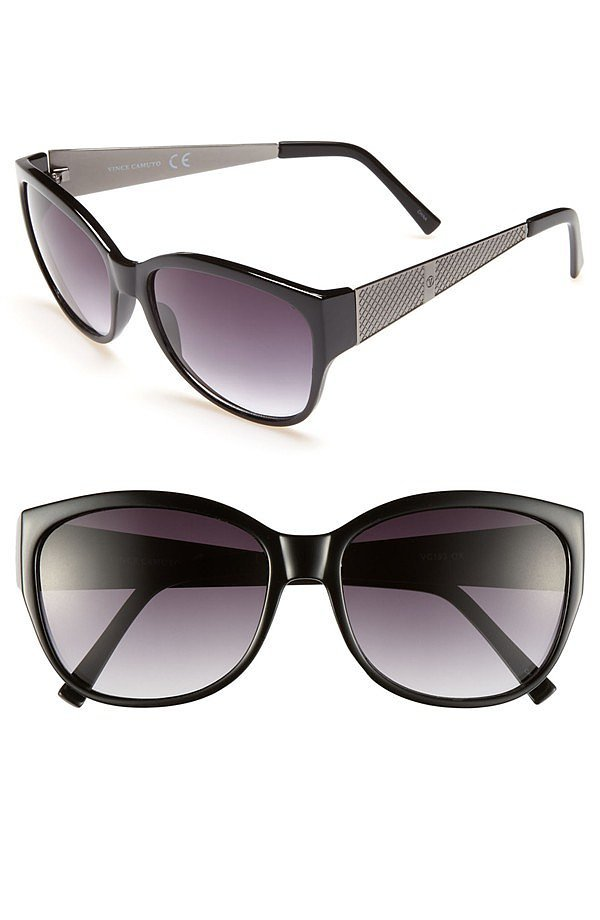 Vince Camuto 55mm Oversized Sunglasses