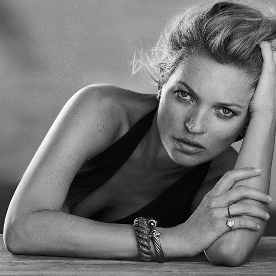 Kate Moss David Yurman Fall 2014 Campaign