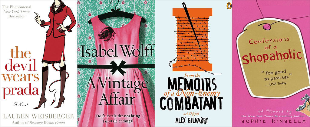 The 12 Fiction Books Any True Fashion Girl Needs to Read