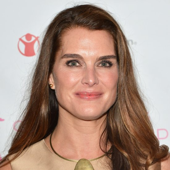 Brooke Shields For MAC Cosmetics