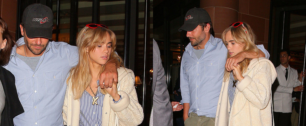 You Can Score Suki Waterhouse's Date Look at Banana Republic