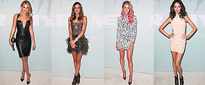 All the Red Carpet Frocks and Fashion From Myer's Spring Summer Launch