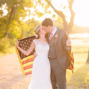 Fourth of July Wedding Photos