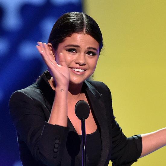 Selena Gomez Acceptance Speech Video at Teen Choice Awards