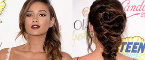 The Best Braids at the Teen Choice Awards 2014