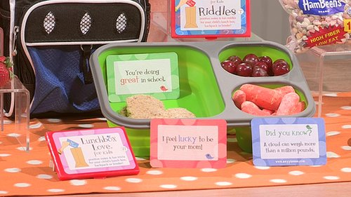 Lunch Box Ideas and More!