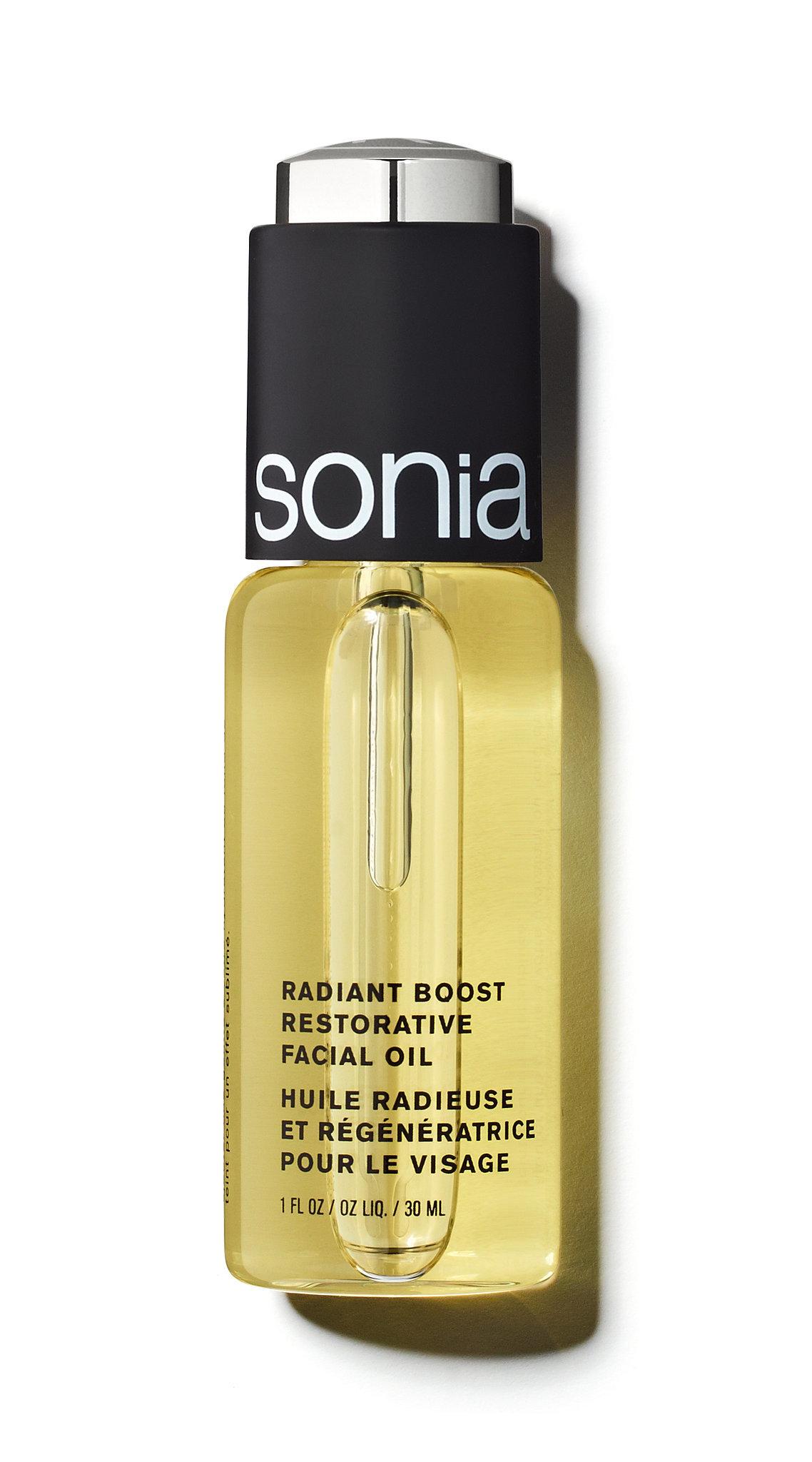 Radiant Boost Restorative Facial Oil, $15
