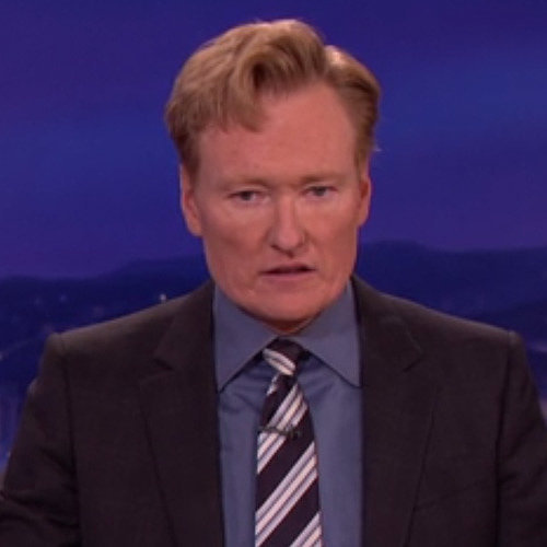 Conan O'Brien on Robin Williams's Death | Video