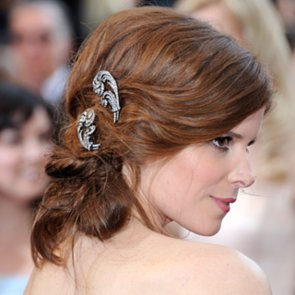 Celebrity Hair Inspiration Kate Mara's Prettiest Hairstyles