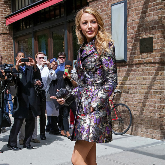 Celebrities Wearing Valentino Butterfly Print