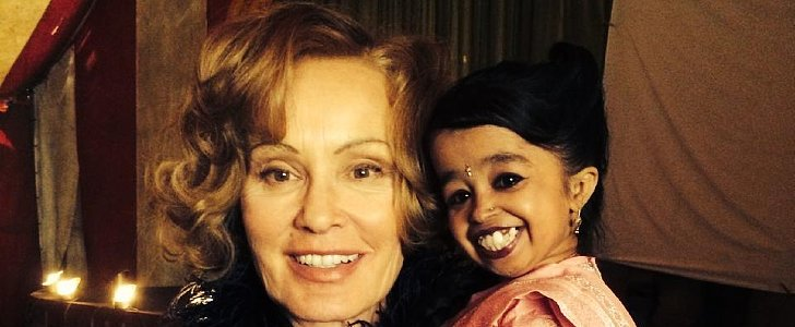 The World's Smallest Woman Has Come to American Horror Story