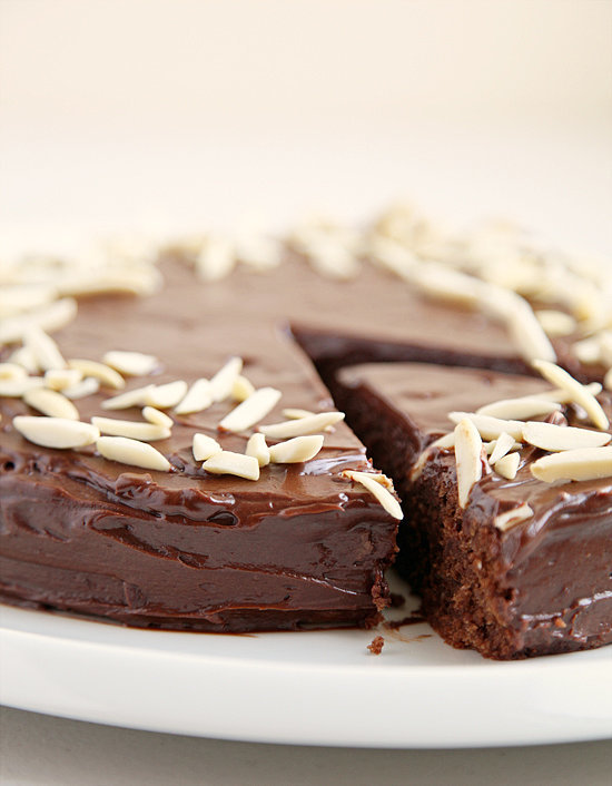 Reine de Saba (Chocolate Almond Cake)