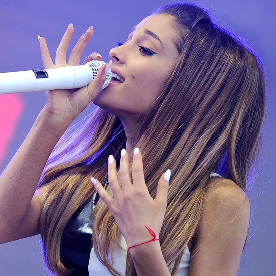 "Ariana Grande's ""Break Free"" Music Video"