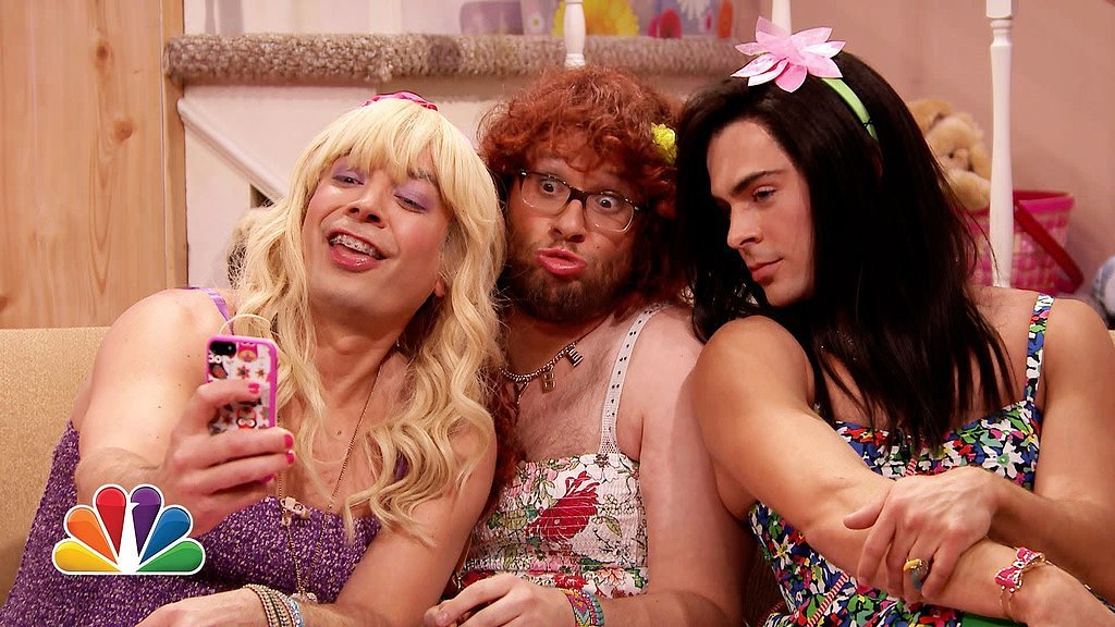 """""""Ew!"""" With Seth Rogen and Zac Efron"""