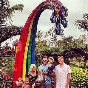 Tori-Spelling-Dean-McDermott-took-entire-family-Legoland