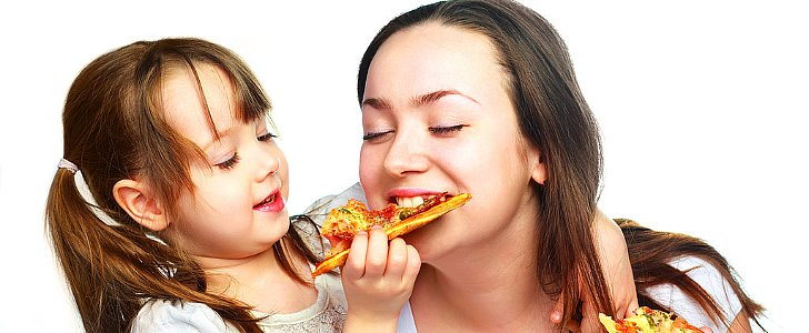 10 New Eating Habits Moms Pick Up