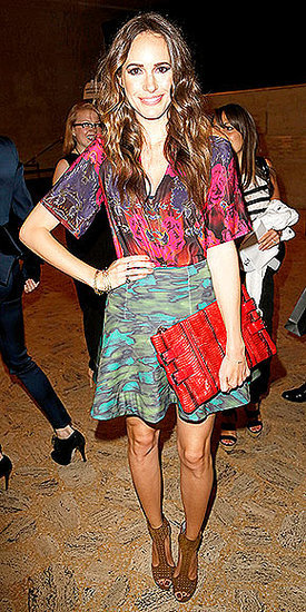 Meet the Celeb Style Council! Louise Roe